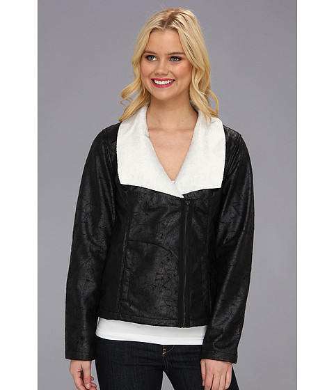 Hurley - Serenade Jacket (Black) Women's Jacket