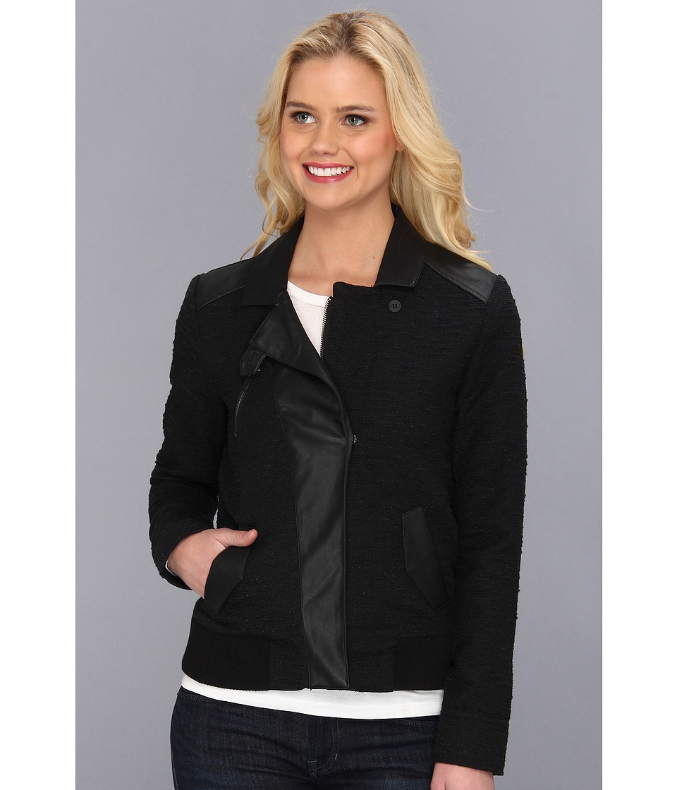 Hurley - Madison Jacket (Black) Women's Coat