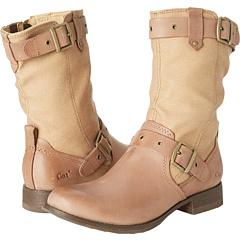 Caterpillar Casual Midi (Golden Brown) Footwear