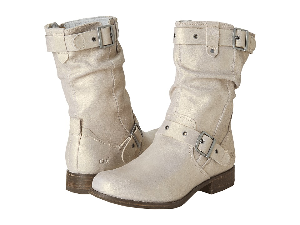 Caterpillar Casual - Midi (Light Dove) Women's Boots