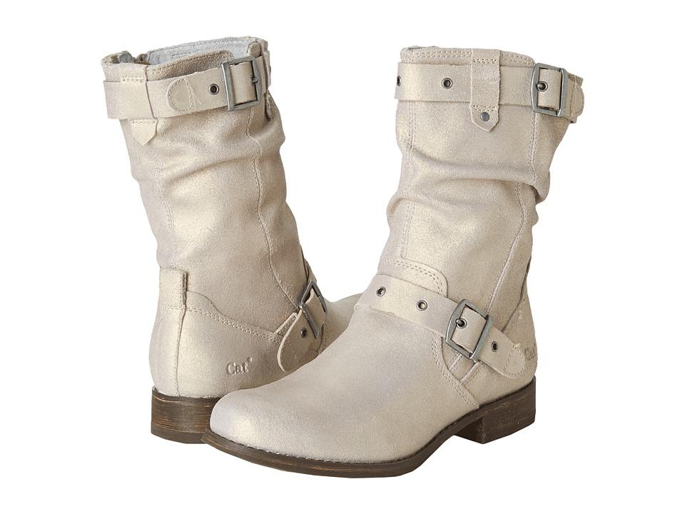 Caterpillar Casual - Midi (Light Dove) Women's Boots