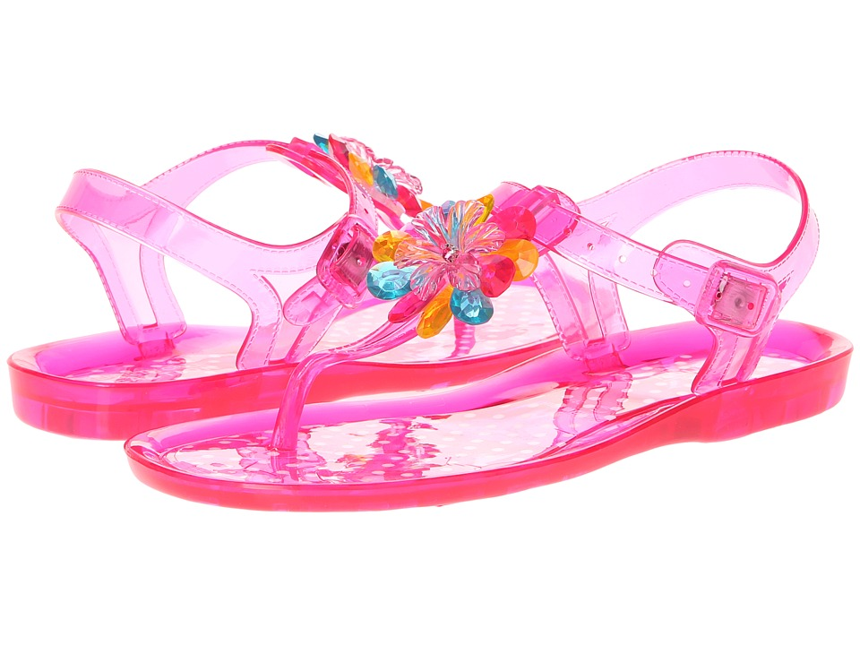 Kenneth Cole Reaction Kids Jelly Fun Girls Shoes (Pink)