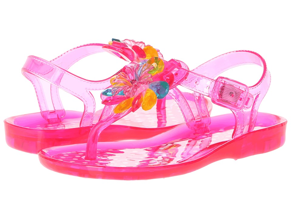 Kenneth Cole Reaction Kids Jelly Fun 2 Girls Shoes (Pink)
