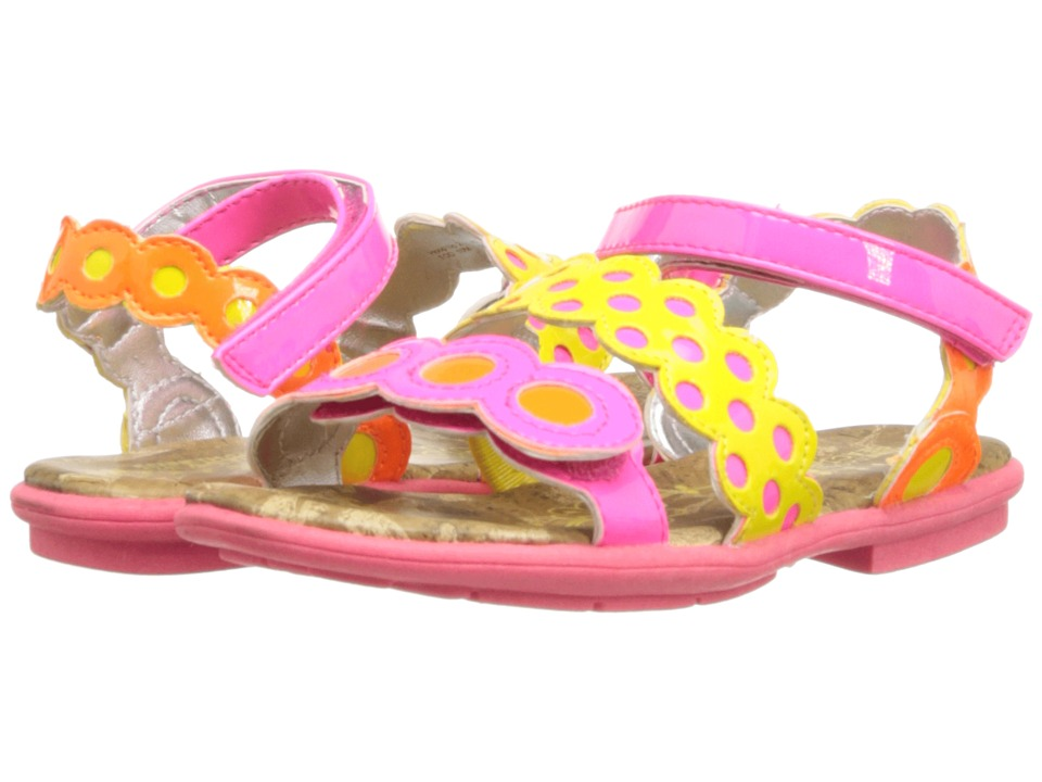 Kenneth Cole Reaction Kids Hoop Up 2 Girls Shoes (Multi)