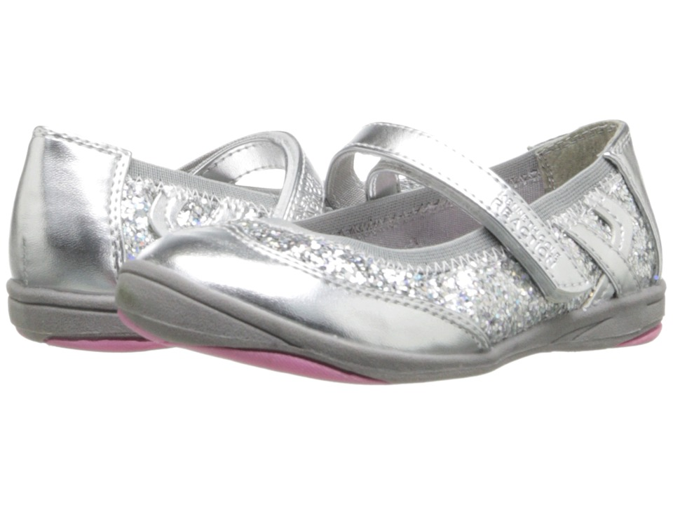 Kenneth Cole Reaction Kids Sweet Prize 2 Girls Shoes (Silver)
