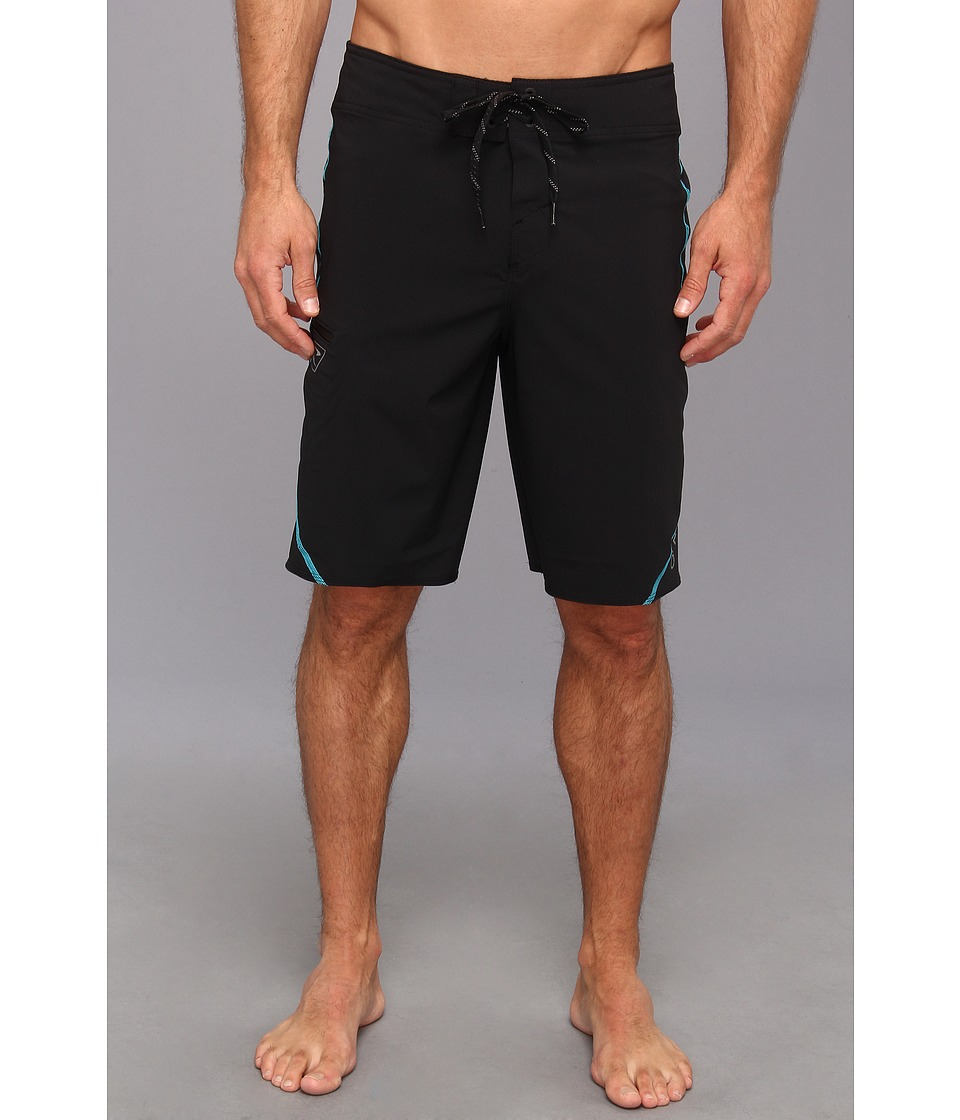 O'Neill - Hyper Freak Techno Butter Boardshort (Black) Men's Swimwear