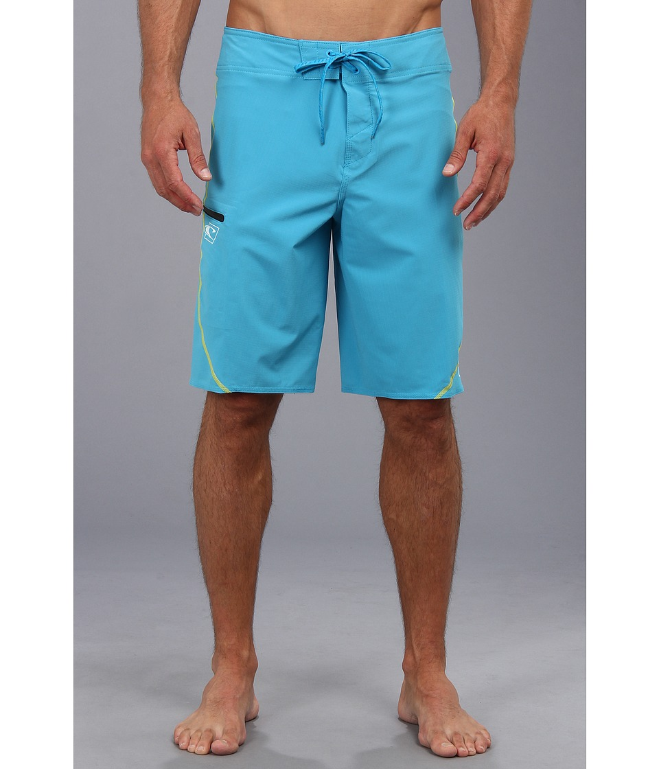 O'Neill - Hyper Freak Techno Butter Boardshort (Lumo Blue) Men's Swimwear