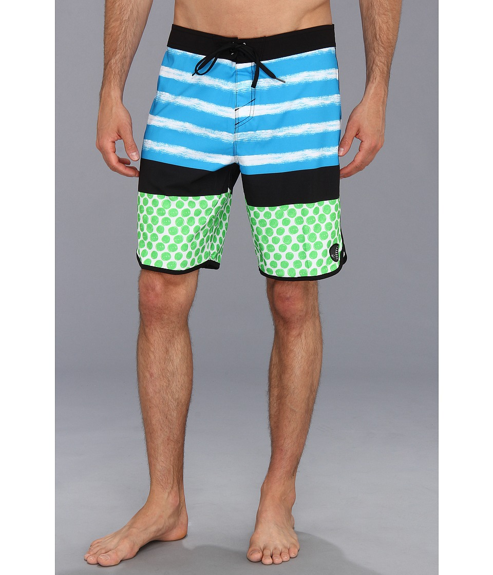 O'Neill - Parachutes Boardshort (Green) Men's Swimwear
