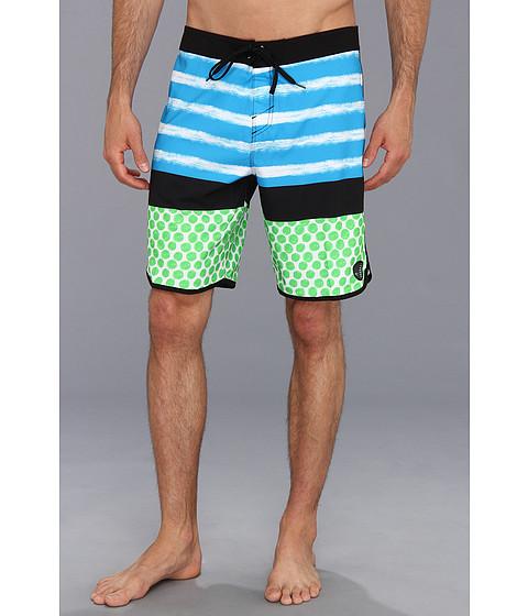 O'Neill - Parachutes Boardshort (Green) Men's Swimwear