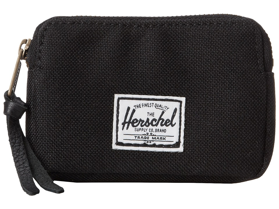Herschel Supply Co. - Oxford Pouch (Black) Wallet Handbags