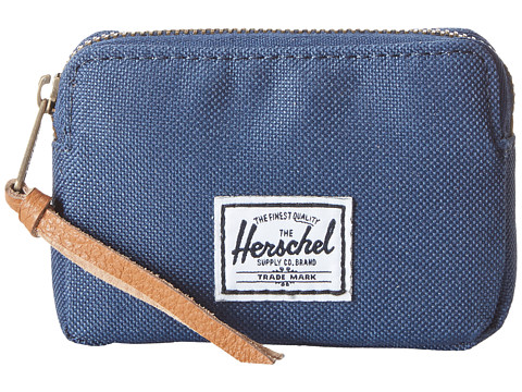 Herschel Supply Co. - Oxford Pouch (Navy) Wallet Handbags