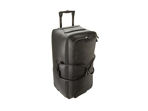Bric's Milano - Magellano - 28 Rolling Duffle (Black/Black) Duffel Bags