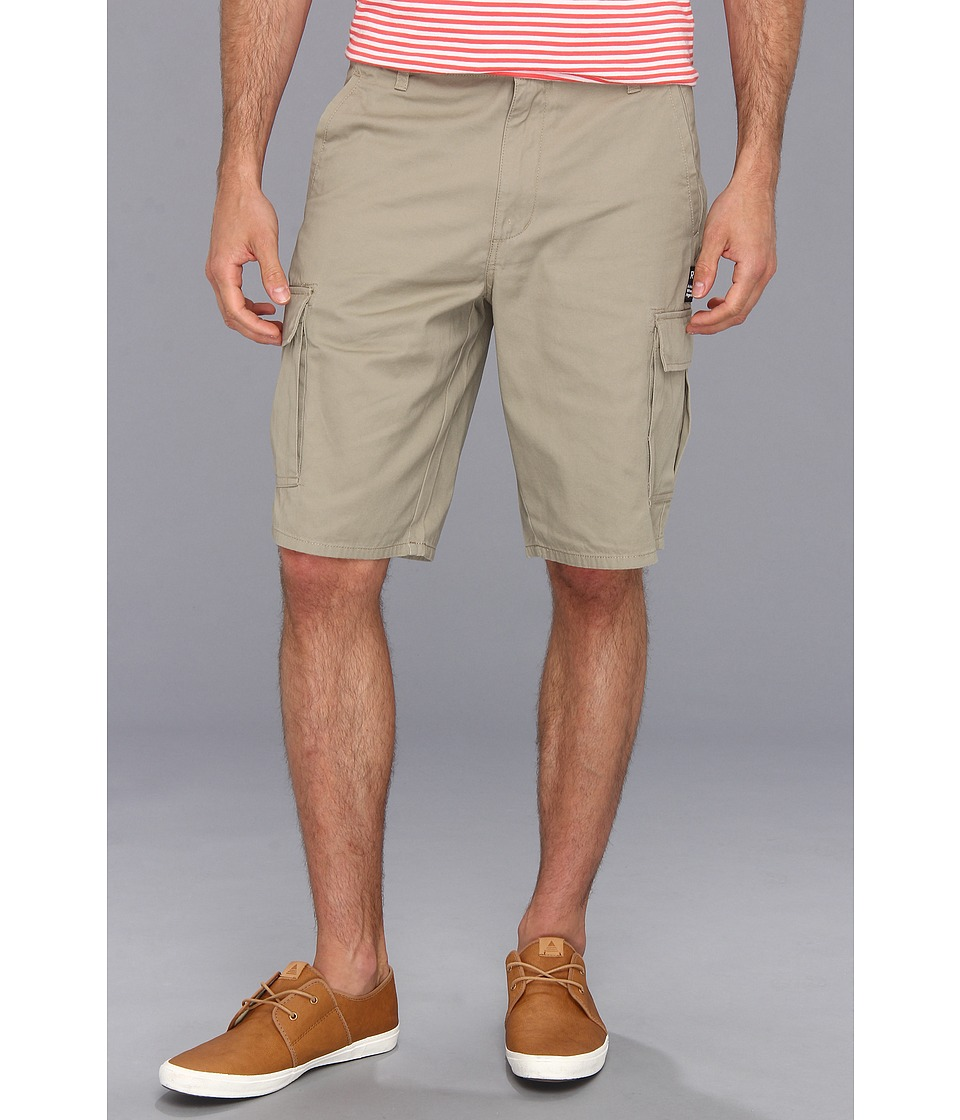 RVCA - Trafficker ANP Short (Dark Khaki) Men's Shorts