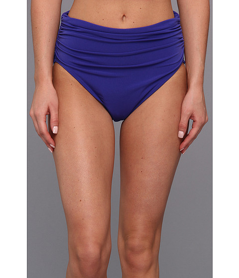 aed5a98632334 UPC 806188105960 product image for Magicsuit Solid Jersey Brief w/ Shirring  (Twilight) Women's ...