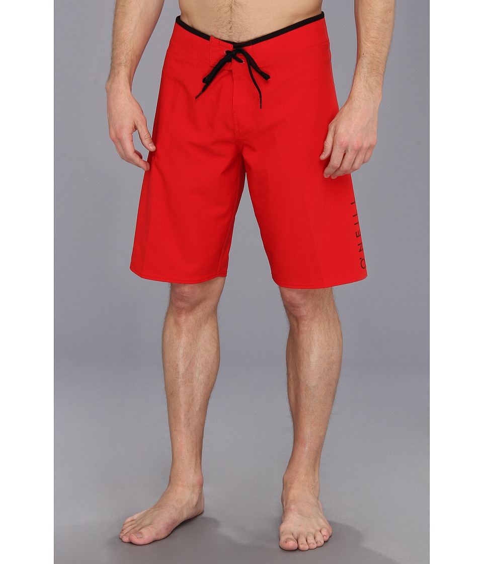 O'Neill - Santa Cruz Stretch Boardshort (O'Neill Red) Men's Swimwear