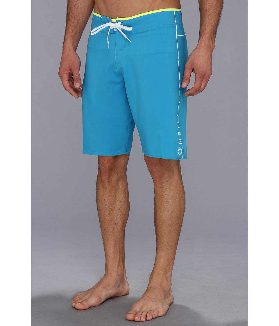 O'Neill - Santa Cruz Stretch Boardshort (Blue) Men's Swimwear