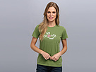 Life is good Love Luck LIG Crusher Tee