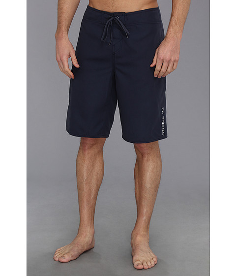 O'Neill - Santa Cruz Solid Boardshort (Navy) Men's Swimwear
