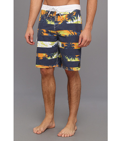 O'Neill - Nada Regatta Boardshort (Navy) Men's Swimwear
