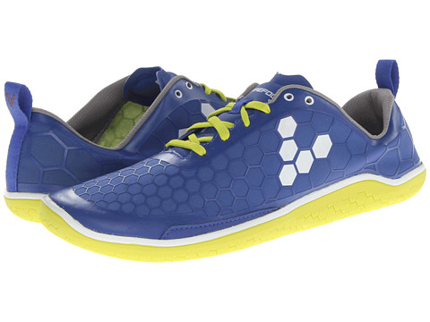 Vivobarefoot - Evo Pure (Blue/Sulphur) Men's Shoes