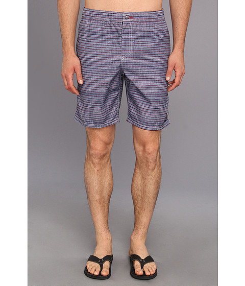 O'Neill - Trilla Hybrid Short (Blue) Men's Shorts