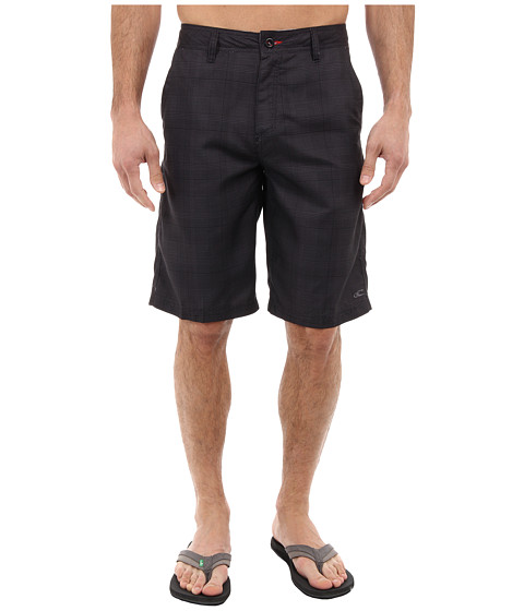 O'Neill - Exec Hybrid Short (Black) Men's Shorts