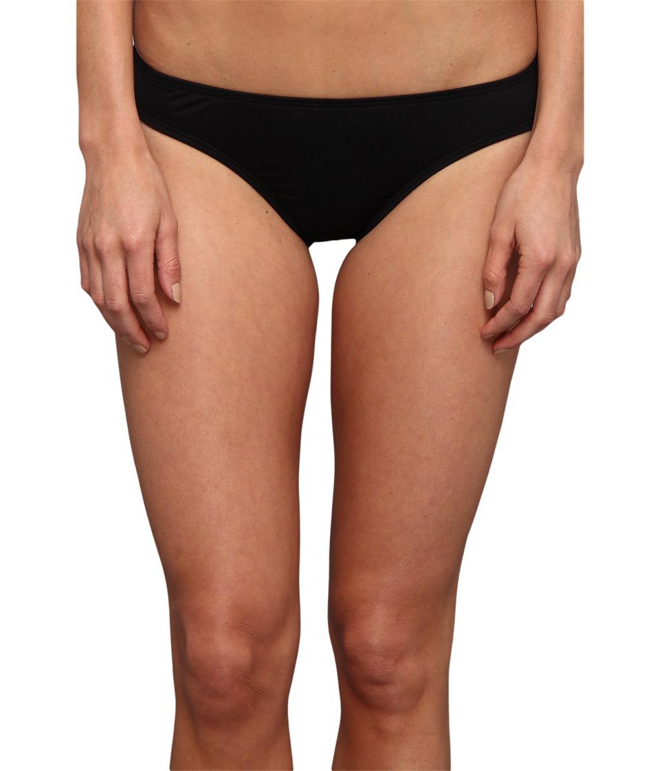 Carve Designs - St. Barth Bikini Bottom (Black) Women