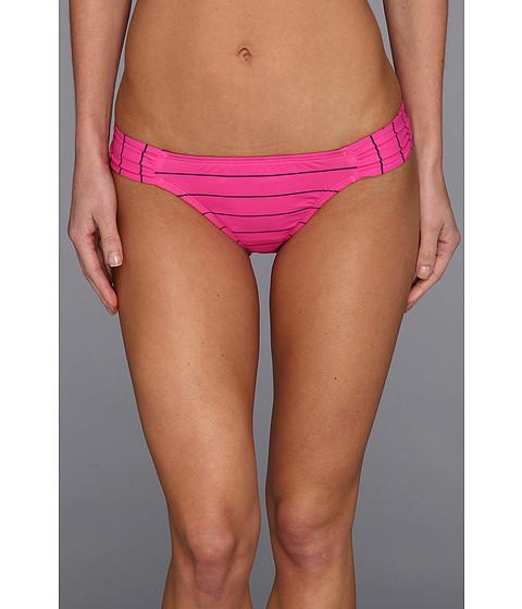 Carve Designs - Cardiff Bikini Bottom (Raspberry Beach) Women's Swimwear