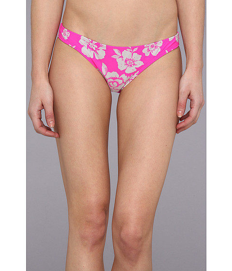 Roxy - Beach Babe Surfer Pant (Tropical Pink) Women's Swimwear