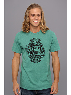 SALE! $14.99 - Save $7 on O`Neill Greenwall Tee (Heather Forest Green) Apparel - 31.86% OFF $22.00