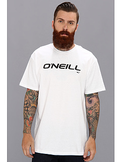 SALE! $11.99 - Save $10 on O`Neill Only One Tee (Heather White) Apparel - 45.50% OFF $22.00