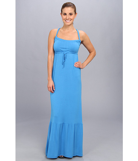 Carve Designs - Margo Maxi Dress (French Blue) Women's Dress