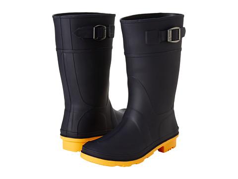 Kamik Kids - Raindrops (Toddler/Little Kid/Big Kid) (Navy) Girl's Shoes