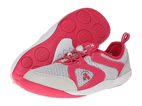 Kamik Kids - Speedy (Toddler/Little Kid/Big Kid) (Dark Pink) Girl's Shoes