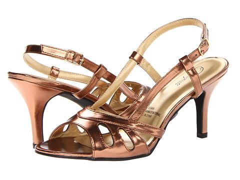 Bouquets - Lita (Bronze) Women's Bridal Shoes