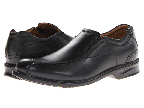 Clarks - Colson Knoll (Black) Men's Shoes