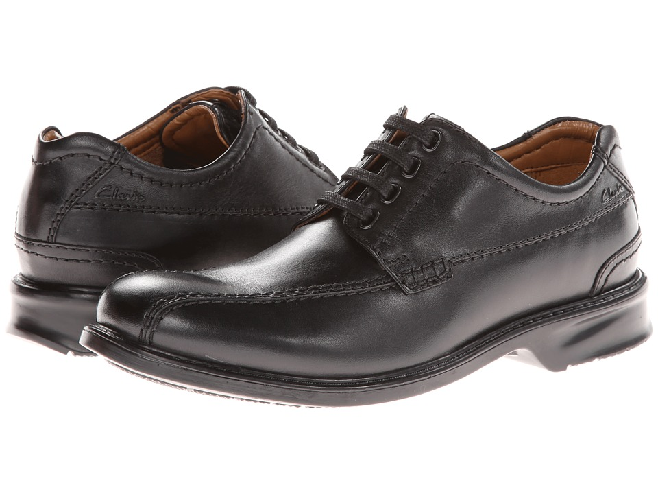 Clarks - Colson Over (Black) Men's Shoes