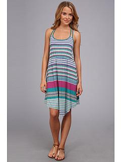 SALE! $25.99 - Save $14 on Roxy Secret Story Dress (Ultraviolet Engineered Stripe) Apparel - 34.20% OFF $39.50