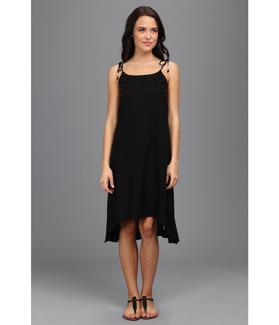 Roxy - Bali Bali Dress (True Black) Women's Dress
