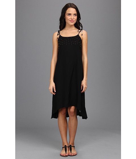 Roxy - Bali Bali Dress (True Black) Women