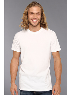 SALE! $11.99 - Save $13 on Hurley Staple Premium Draft Shirt (White) Apparel - 52.04% OFF $25.00