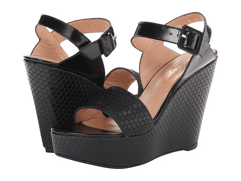 Robert Clergerie - Bimu (#930 Black Tmcalf) Women