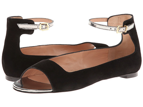 Robert Clergerie - Guardia (Black Suede) Women
