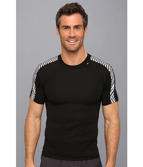 Helly Hansen - HH Dry Stripe T (Black) Boy