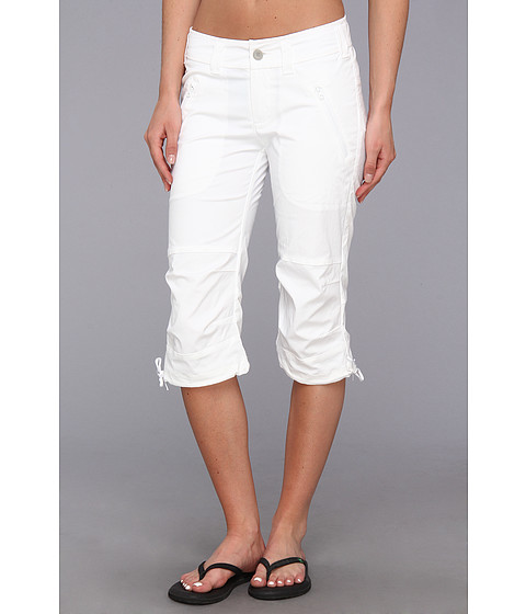 Helly Hansen - Mistral 3/4 Pants (White) Girl