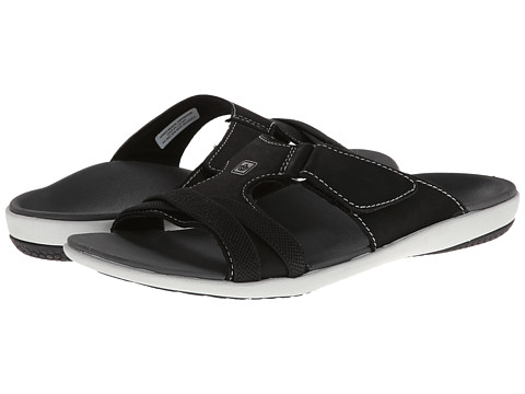 Spenco - Dayku Slide (Black) Women