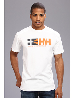 SALE! $11.99 - Save $28 on Helly Hansen Jotun S S T Shirt (White) Apparel - 70.03% OFF $40.00