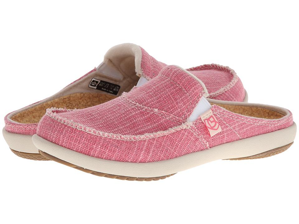 Spenco Siesta Slide (Pink) Women