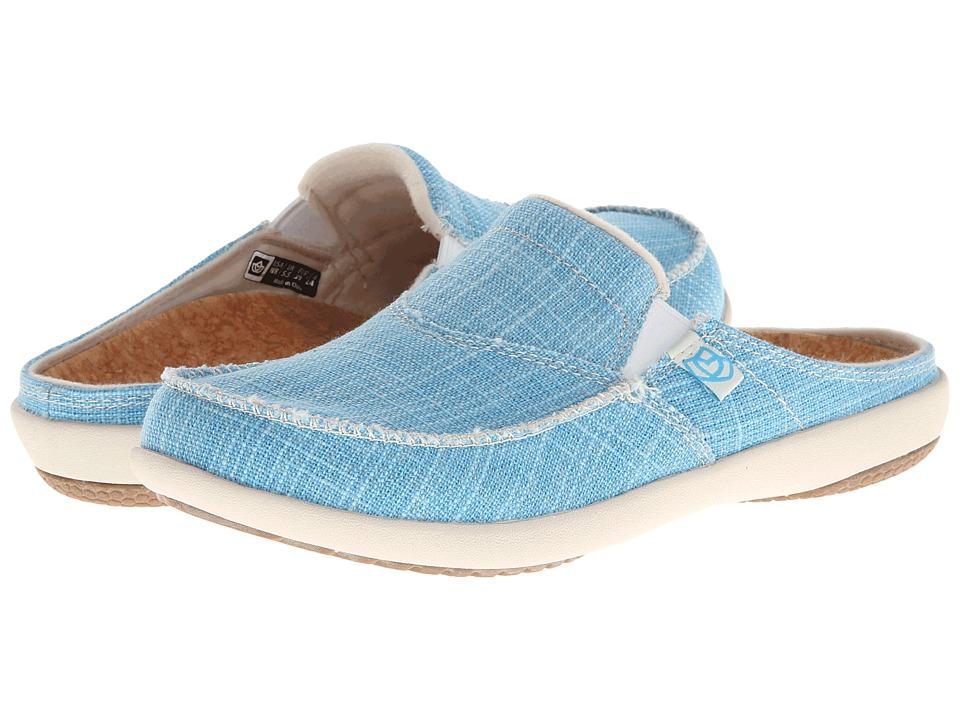 Spenco - Siesta Slide (Deep Ocean) Women's Clog Shoes