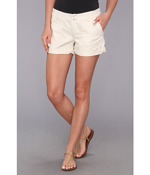Roxy - Side Line Short (Stone) Women